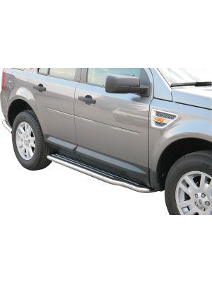Side Bars | Land Rover | Freelander 07-12 5d suv. / Freelander 12-14 5d suv. | RVS