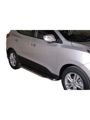 Side Bars | Hyundai | ix35 10-13 5d suv. / ix35 13-15 5d suv. | RVS