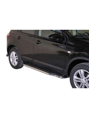 Side Bars | Nissan | Qashqai 10-14 5d suv. | RVS