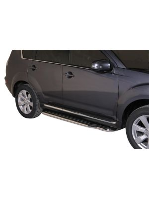 Side Bars | Mitsubishi | Outlander 10-13 5d suv. | RVS