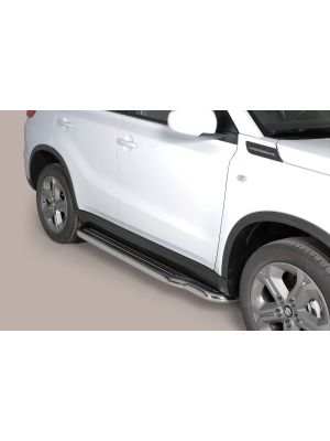 Side Bars | Suzuki | Vitara 15-18 5d suv. | RVS
