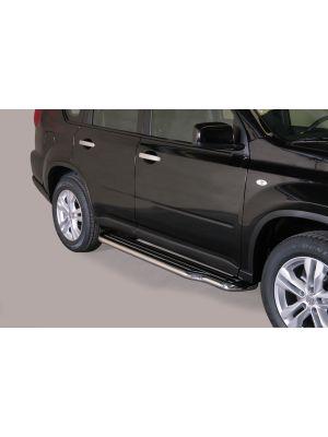 Side Bars | Nissan | X-Trail 10-14 5d suv. | RVS