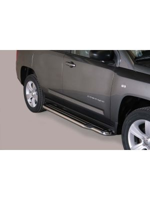 Side Bars | Jeep | Compass 11-13 5d suv. / Compass 13-16 5d suv. | RVS
