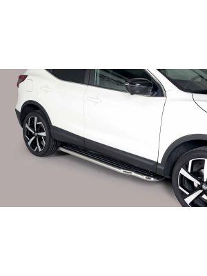 Side Bars | Nissan | Qashqai 14-17 5d suv. / Qashqai 17- 5d suv. | RVS