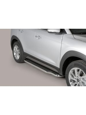 Side Bars | Hyundai | Tucson 15- 5d suv. | RVS
