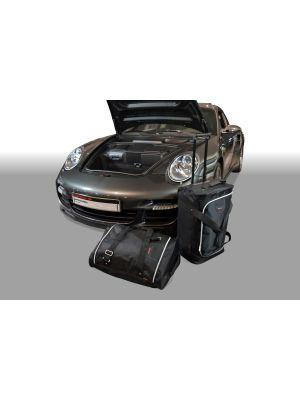 Reistassen set | Porsche 911 (997) 2WD without CD changer 2004-2012 coupé / cabrio | Car-bags