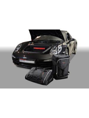 Reistassen set | Porsche 911 (991) 4WD rechtsgestuurd 2011- | Car-Bags