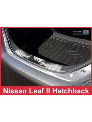 Laadruimtebeschermer | Nissan | Leaf 17- 5d hat. | RVS