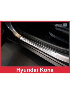 Instaplijsten | Hyundai | Kona 17- 5d hat. | RVS