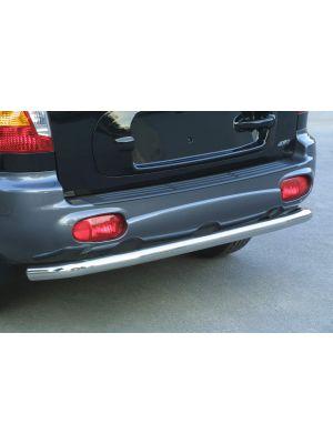 Rear Bar   Hyundai   Santa Fe 00-04 5d suv.   RVS