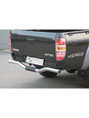 Rear Bar | Mazda | BT50 Freestyle 07-12 2d pic. / BT50 D.C. 07-09 4d pic. | RVS