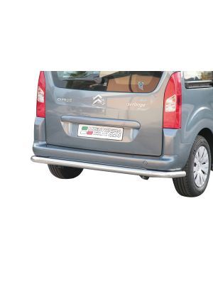 Rear Bar | Citroen | Berlingo 08-12 5d mpv. / Berlingo Multispace 12-15 5d mpv. / Berlingo Multispace 15- 5d mpv. | RVS