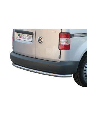 Rear Bar   Volkswagen   Caddy Combi 04-10 4d mpv. / Caddy Combi 15- 5d mpv.   RVS