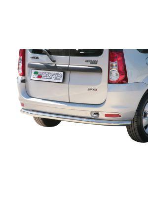 Rear Bar | Dacia | Logan MCV 08-13 5d sta. / Logan MCV 13-16 5d sta. | RVS
