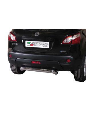 Rear Bar   Nissan   Qashqai 10-14 5d suv.   RVS