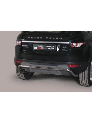 Rear Bar | Land Rover | Range Rover Evoque 11-13 5d suv. / Range Rover Evoque 13- 5d suv. | RVS Pure & Prestige uitvoering | Pre-facelift