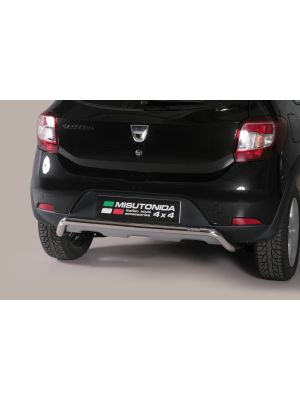 Rear Bar | Dacia | Sandero 12-16 5d hat. / Sandero 16- 5d hat. | RVS Stepway