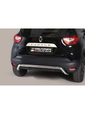 Rear Bar | Renault | Captur 13-17 5d suv. | RVS