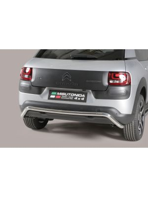Rear Bar | Citroen | C4 Cactus 14- 5d hat. | RVS