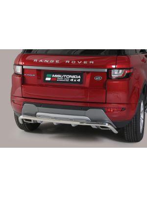Rear Bar | Land Rover | Range Rover Evoque 13- 5d suv. | RVS Facelift