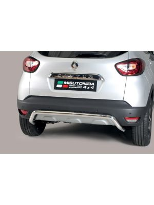 Rear Bar | Renault | Captur 17- 5d suv. | RVS