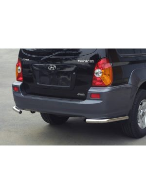 Rear Bar   Hyundai   Terracan 01-04 5d suv.   RVS