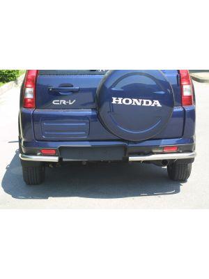 Rear Bar   Honda   CR-V 02-04 5d suv.   RVS