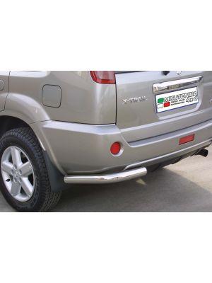 Rear Bar   Nissan   X-Trail 03-07 5d suv.   RVS