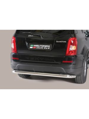 Rear Bar | Ssangyong | Rexton 13-17 5d suv. | RVS