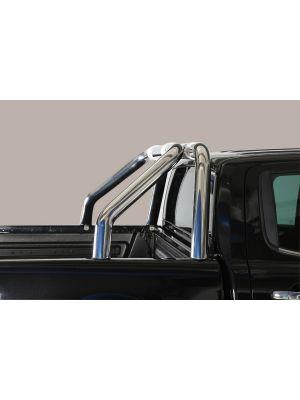 Roll Bar | Nissan | Navara 16- 2d pic. / Navara 16- 4d pic. | Design | RVS