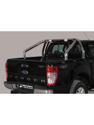 Roll Bar | Ford | Ranger Double Cab 12- 4d pic. / Ranger Super Cab 12-19 4d pic. | 2-pijps | RVS