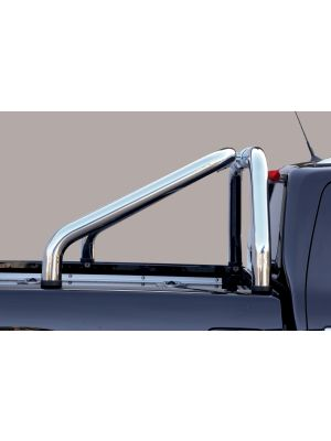 Roll Bar | Mercedes-Benz | X-klasse 18- 4d pic. | RVS 2-pijps