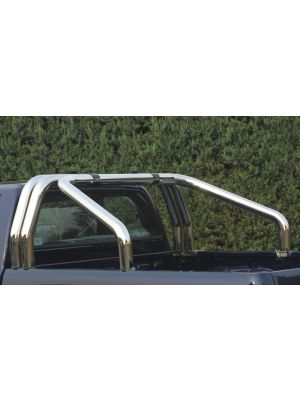 Roll Bar | Ford | Ranger 2009-2011 | 3-pijps | RVS