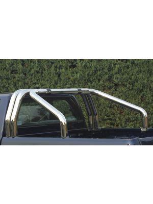 Roll Bar | Ford | Ranger 2009-2011 | 3-pijps | RVS