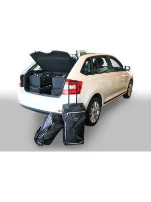 Reistassen set | Skoda Rapid Spaceback 2013- 5 deurs | Car-bags