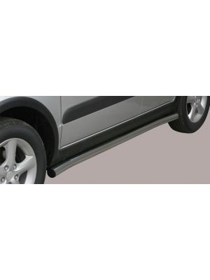 Side Bars | Suzuki | SX4 06-10 5d suv. | RVS
