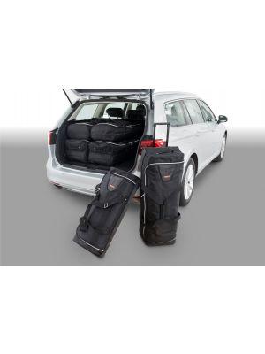 Reistassen set | Volkswagen Passat (B8) Variant 2014- wagon | Car-bags