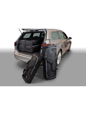 Reistassen set | Volkswagen Passat (B8) Variant GTE 2015- wagon | Car-bags