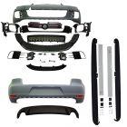 Bodykit bumperset | GTI Look| Volkswagen Golf VI 6 3-deurs / 5-deurs hatchback | ABS