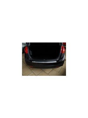 Achterbumperbeschermer | KIA Venga 5D hatchback 2009- RVS geprofileerd