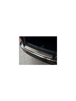 Achterbumperbeschermer   VW Passat CC 2012- RVS