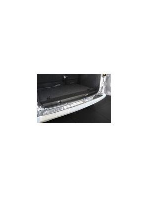 Achterbumperbeschermer | Fiat Qubo (4D, 5D) / Fiorno III (3D,4D,5D) 2007-