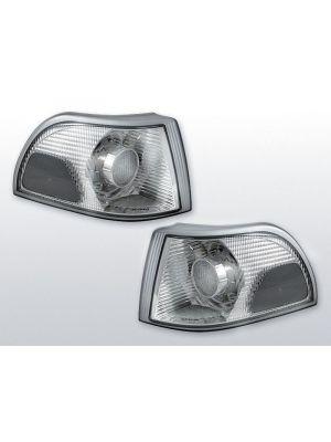 Voorknipperlichten (set) | Volvo S70/V70/C70 1996-1999 | chroom