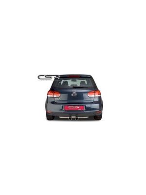 Einddemper voor VW Golf 5/6 in R32-look
