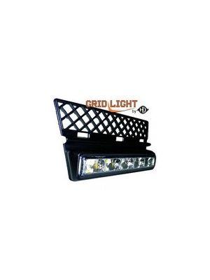 Dagrijverlichting set A4 04-07 R87 geen cabrio