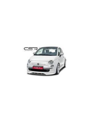 Frontspoiler Fiat 500 (niet voor abarth)  2007-