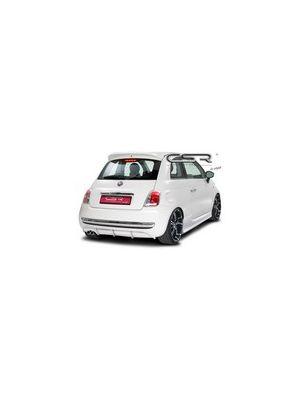 Achteraanzetstuk Fiat 500 2007- (niet voor Abarth)