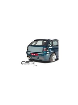 Achterbumper Opel Astra F Hatchback 1991-1998 GVK XX-Line