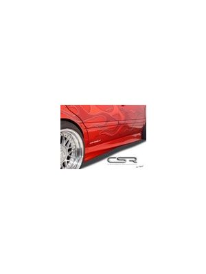 Side Skirts Opel Vectra A  Sedan / Hatchback 1988-1995 GVK X