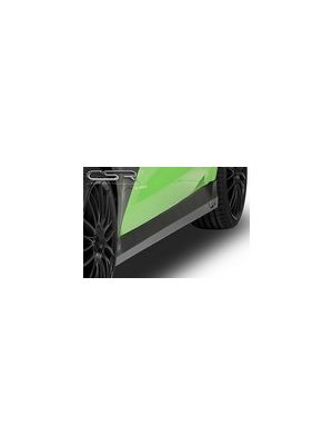 Side Skirts Kia Rio Hatchback 2011-   O-line